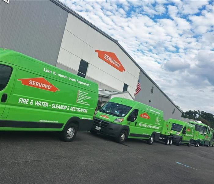 Why SERVPRO Why Choose SERVPRO® of Chesterfield
