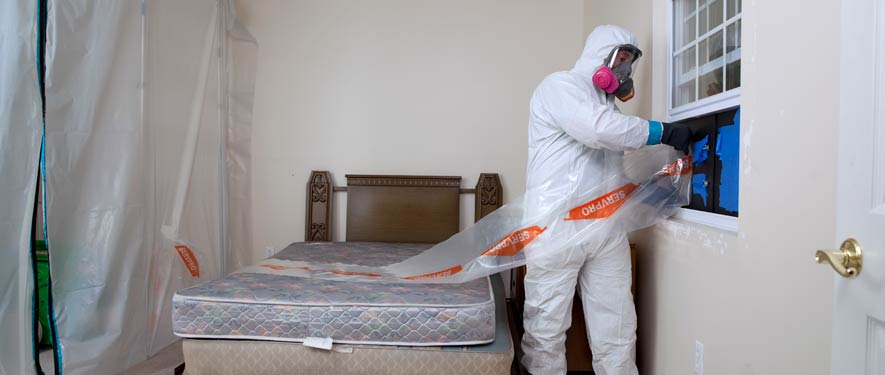 Chesterfield, VA biohazard cleaning