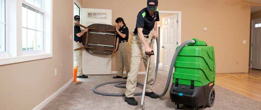 Chesterfield, VA residential restoration cleaning